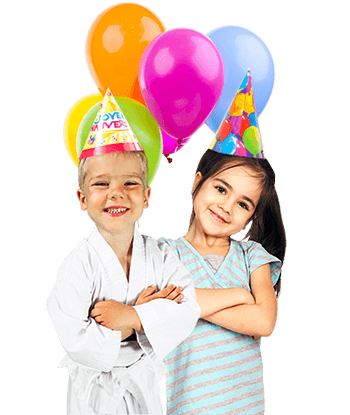 Martial Arts Karate Atlanta - Birthday Parties